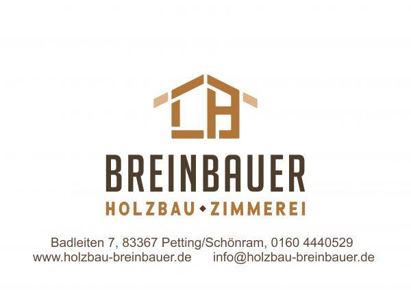 Holzbau Zimmerei Breinbauer
